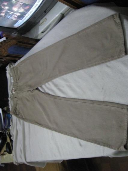 Pantalon Jeans Levi Strauss Talla W32l32 Modelo 501 Cafe