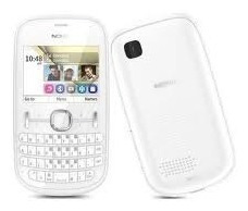 Carcaça Nokia Asha 200 Apenas 49,00
