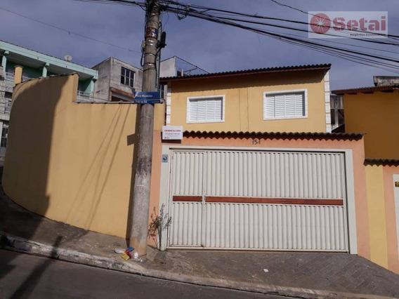 Casa Residencial Para Venda E Locação, Vila São Gabriel, Guarulhos. - Ca0006