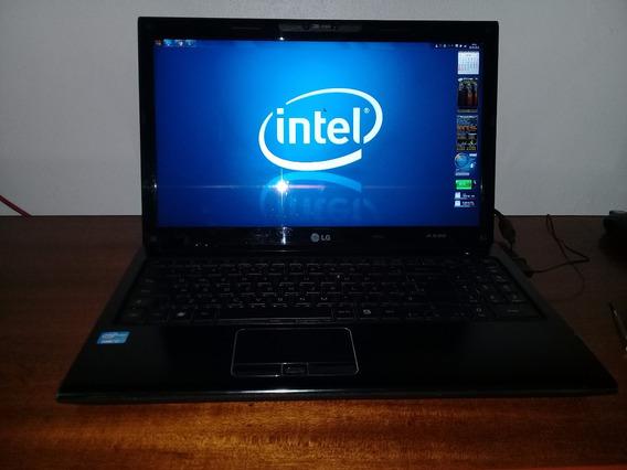 Notebook Lg A530 Core I7 Hd 2tb & 8gb Ram - Retirada Em Mãos
