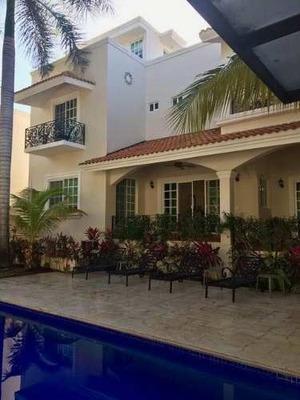 Venta, Casa, Cancun, Villa Magna