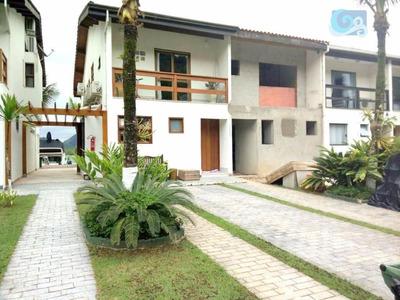 Casa Venda E Locação, Em Condomínio - Guarujá. - Ca1577