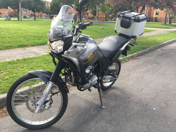 Yamaha Moto Tenere 250 Xtz Modelo 2016 4t Inyeccion Aventura
