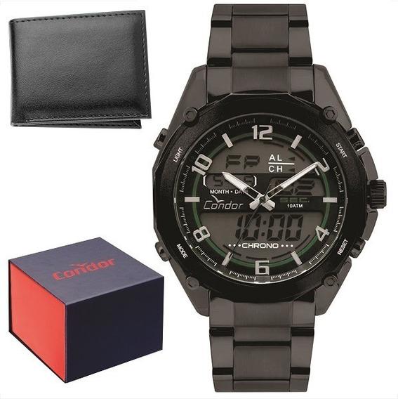 Relógio Condor Masculino Original Garantia Nf Coy121e6ab/4p