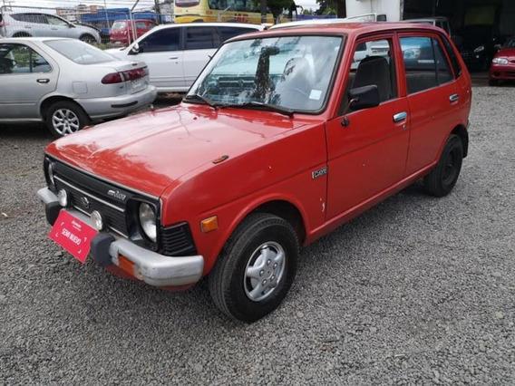 Daihatsu Cuore 2 Cyl Max Cuore 1979