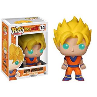 Funko Pop Super Saiyan Goku Dragon Ball Z - 15% Off