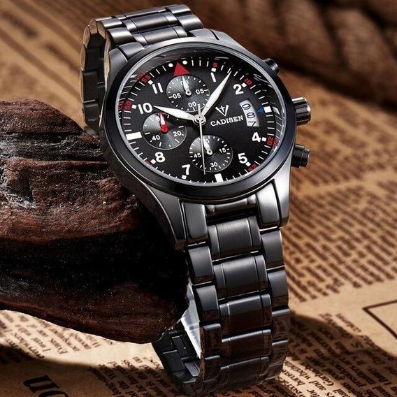 Relógio Cadisen Para Homens Esportivos
