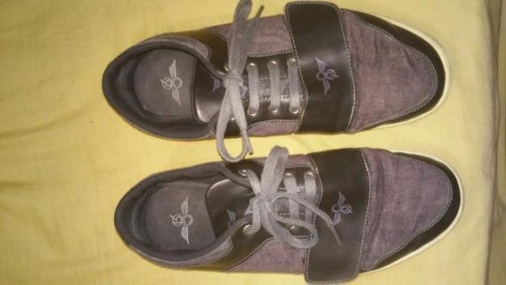 Zapatos Gomas Creative Recreation Originales Usadas