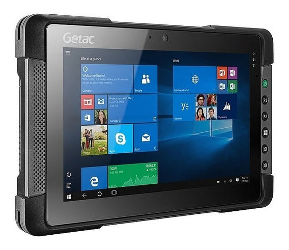 Tablet Industrial Rugged Getac T800