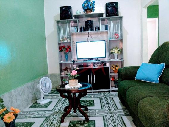 Casa Com 2 Quartos À Venda, 60 M² Por R$ 55.000 - Coelho - São Gonçalo/rj - Ca0124