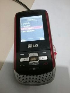 Lote3un Celular Lg Kp265 60,00