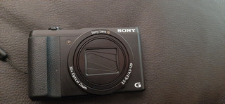 Camara Sony Lensg Cybershot Full Hd 60p