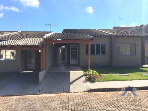 Imagem 1 de 18 de Casa Com 3 Dormitórios À Venda, 120 M² Por R$ 190.000,00 - Santa Izabel - Londrina/pr - Ca0332