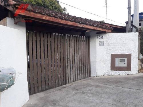 Imagem 1 de 9 de Chácara Com 1 Dormitório À Venda, 1720 M² Por R$ 415.000 - Barreiro - Taubaté/sp - Ch0024