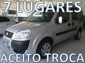 Fiat Doblo 1.8 Flex 7 Lugares Unico Dono Aceita Troca