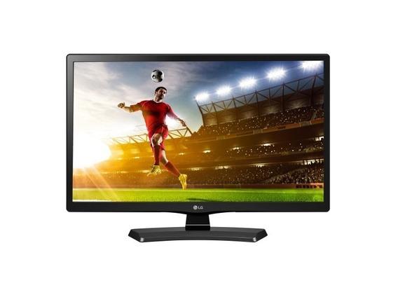 Monitor Tv Led 23,6 LG 24mt48df Conversor Digital Vitrine