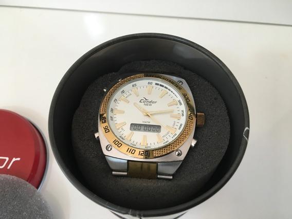Relógio Masculino Condor - Kc18210 - Original - 22