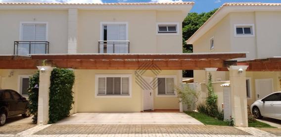 Sobrado Com 3 Dormitórios À Venda, 165 M² Por R$ 498.000,00 - Condomínio Village Bella Vista - Itu/sp - So3945