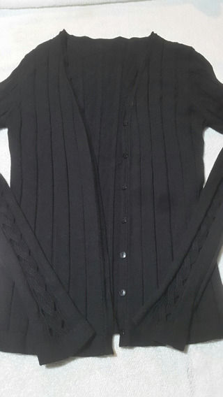 Twin Set Negro. Talle S. Conjunto De 2 Prendas.