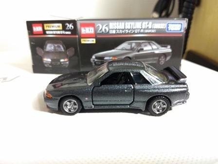 Nissan Skyline Gt-r Bne32 Tomica Premium Escala 1/64
