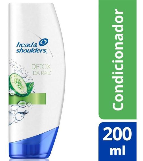 Condicionador Head & Shoulders Detox Da Raiz 200ml