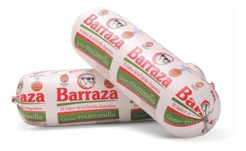 Muzzarella Barraza Cilíndrica Sin Tacc