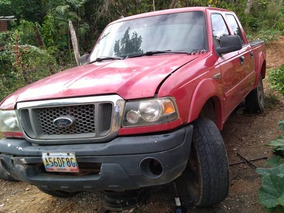 Camioneta Ford Ranger 2007 Motor 2.3 L Doble Cabina Sinc