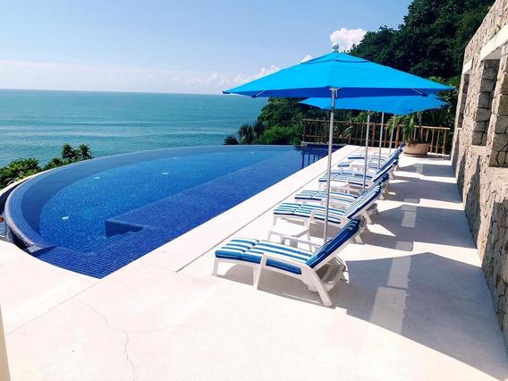 Increible Depa Renta En Quinta Real, Real Diamante Acapulco