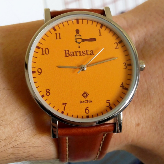 Relógio Barista - Café, Coffeelovers