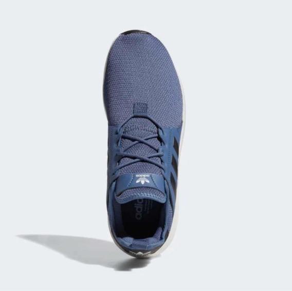 Tenis adidas X_plr Azul/negro Nuevos, Originales, En Caja.