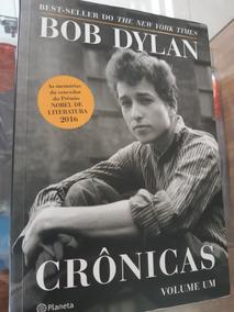 Livro Crônicas Volume 1 - Bob Dylan