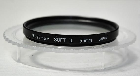 Filtro Vivvitar Soft 2 55mm