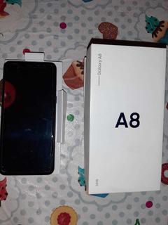 Celular Samsung A8 Alta Gama Negro 32gb