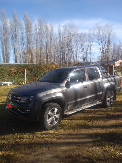 Volkswagen Amarok 2.0 Cd Tdi 180cv 4x2 Highline Pack 2018