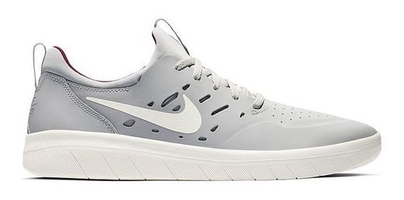 Zapatillas Nike Sb Nyjah Free Nyjah Huston / Atmosphere Grey