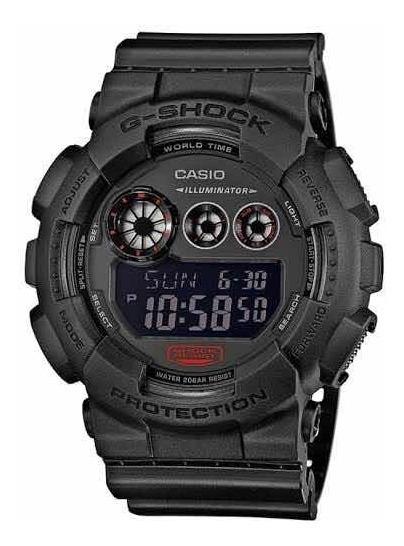 Relógio Casio G-shock Original Importado Eua Gd120mb-1