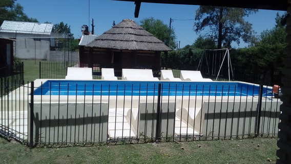 Alquilo Quinta En Rodriguez Temporario