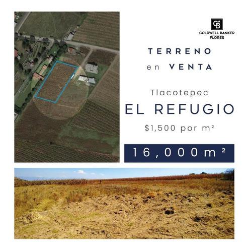 Imagen 1 de 4 de Terreno En Venta En El Refugio Tlacotepec, Metepec, Toluca