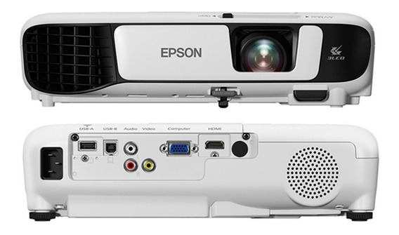 Video Beam Proyector Epson Powerlite S39
