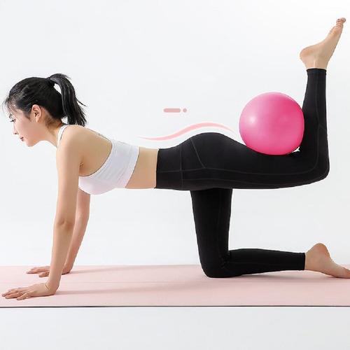 Mini Pelota De Yoga Pilates 23cm Entrenamiento Central De 9