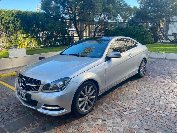 Mercedes Benz C 250 Coupe - Igual A 0 Km - Impecable