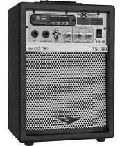 Caixa Amplificada Multiuso Voxstorm Vsu 100 Usb Bluetooth