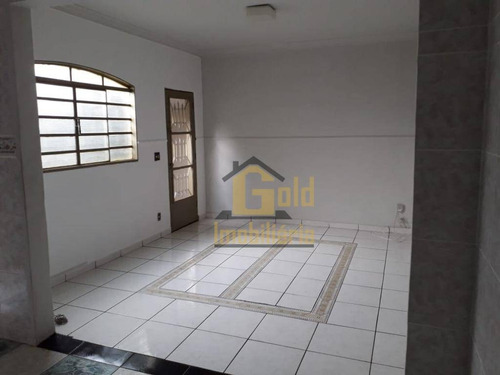 Casa Com 2 Dormitórios À Venda, 130 M² Por R$ 340.000,00 - Jardim Paulista - Ribeirão Preto/sp - Ca1111