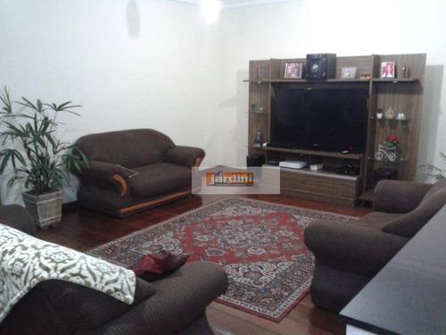 Sobrado Com 4 Dormitórios À Venda, 459 M² - Parque Dos Pássaros - São Bernardo Do Campo/sp - So2707