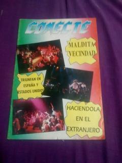Revista Conecte Numero 610,año 1992,la Maldita Vecindad.