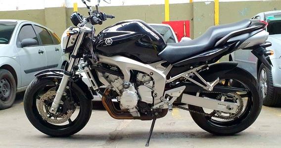 Yamaha Fz6 Fazer 600 Naked Permuto Por Camioneta!!!