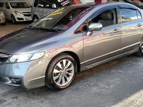 Honda Civic Civic 1.8 Lxl Flex Automatico