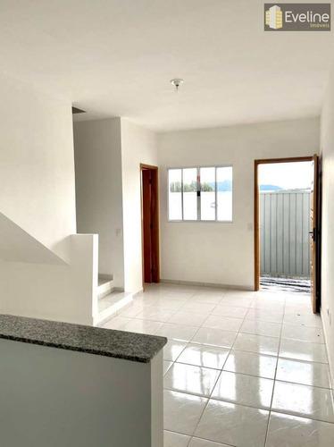 Casa De Condomínio Com 2 Dorms, Vila São Paulo, Mogi Das Cruzes - R$ 180 Mil, Cod: 1975 - V1975