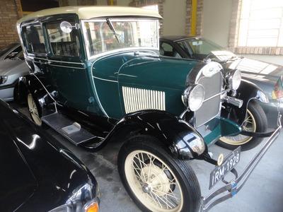 Ford 1928 Modelo A , Tudor