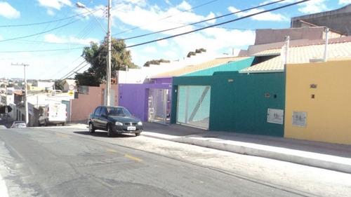 Casa Geminada Com 2 Quartos Para Comprar No Jaqueline Em Belo Horizonte/mg - 661